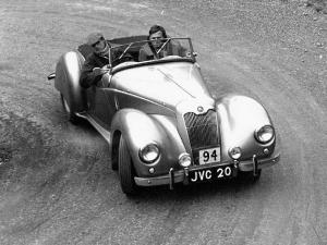 1947 Lea-Francis 14 HP Sports
