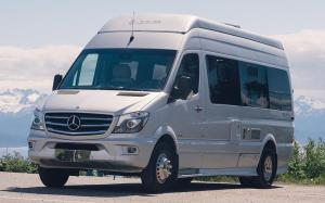 Leisure Travel Vans Free Spirit 2015 года