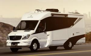 Leisure Travel Vans Unity 2015 года