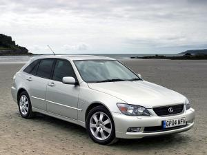 2002 Lexus IS200 SportCross
