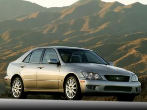 2003 Lexus IS300 Sport