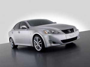 Lexus IS250 2005 года