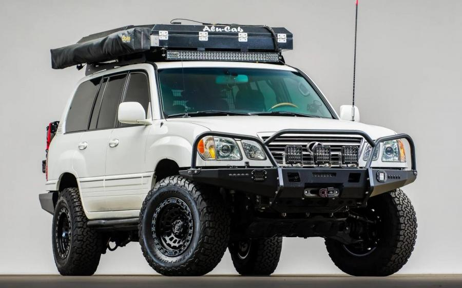 Lexus LX470 Overland Modified (UZJ100) (NA) '2005
