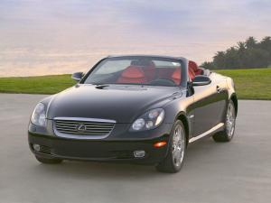 2005 Lexus SC430 Pebble Beach Edition