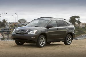 2007 Lexus RX350 Pebble Beach Edition