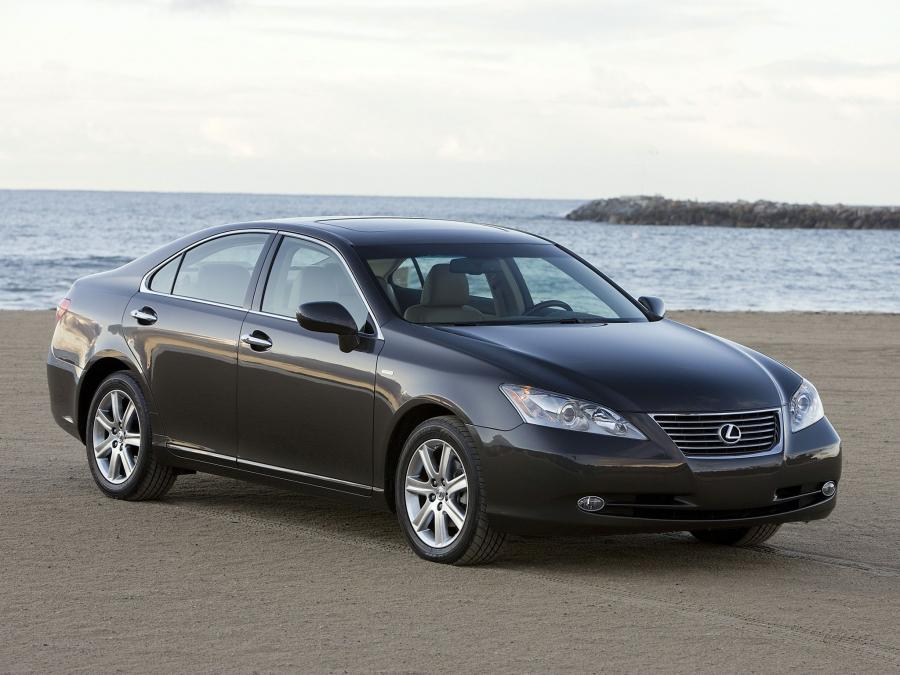 Lexus ES350 Pebble Beach Edition '2008