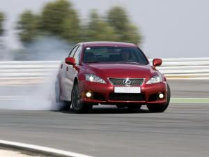 Lexus IS-F 2008 года