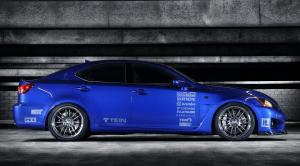 Lexus IS-F by Import Tuner Magazine-TEIN 2008 года