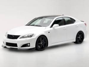 2008 Lexus IS-F by Ventross