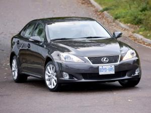 Lexus IS250 AWD 2008 года