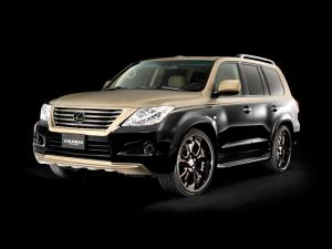 Lexus LX570 Goldman Cruise by DAMD 2008 года