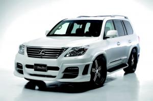 Lexus LX570 Sports Line Black Bison Edition by Wald