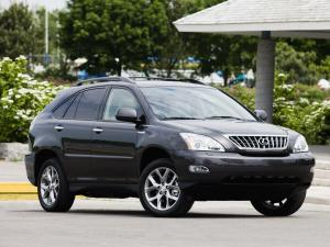 Lexus RX350 Pebble Beach Edition 2008 года