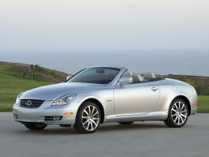 Lexus SC430 Pebble Beach Edition 2008 года