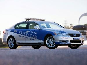 Lexus GS450h Pace Car 2009 года