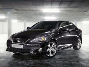 Lexus IS250 Sport 2009 года