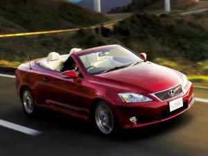 2009 Lexus IS250C