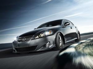 2009 Lexus IS350 F-Sport