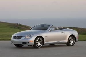 Lexus SC430 Pebble Edition 2009 года