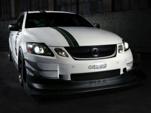 2010 Lexus GS450h by 0-60 Magazine and Design Craft Fabrication