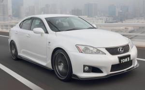 Lexus IS F by TOM'S 2010 года