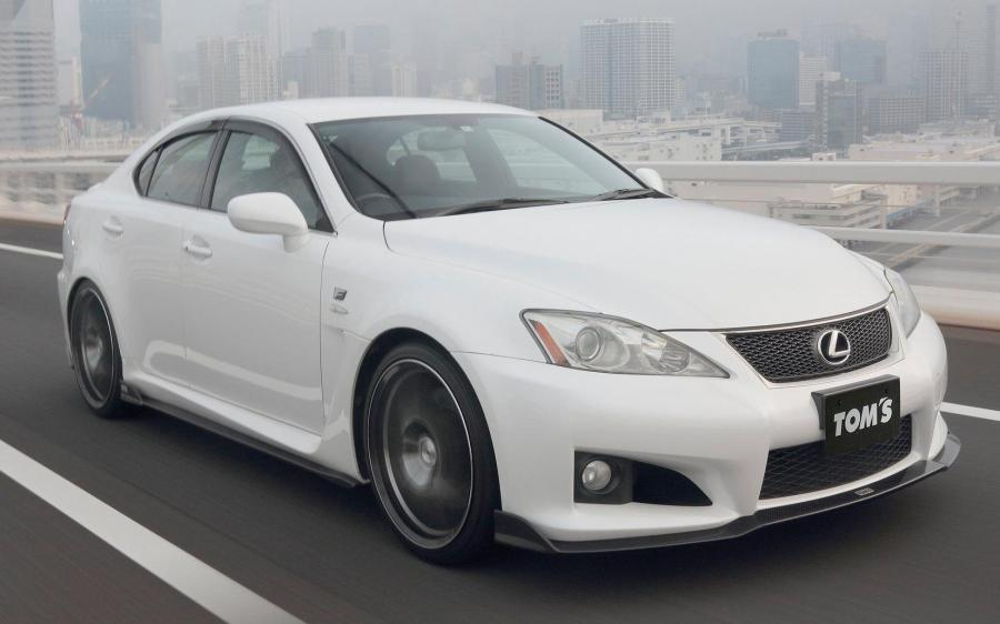 Lexus IS F by TOM'S '2010
