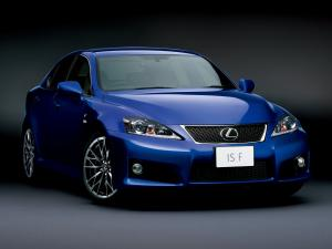 Lexus IS-F 2010 года