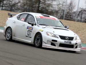 2010 Lexus IS-F Racing Car