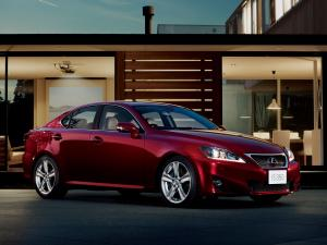 Lexus IS350 2010 года
