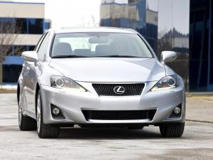 2010 Lexus IS350 AWD
