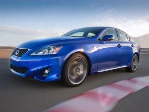 2010 Lexus IS350 F-Sport