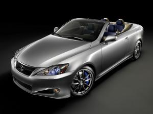 2010 Lexus IS350C F-Sport Special Edition