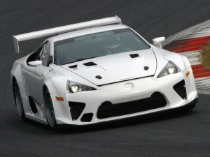 Lexus LF-A by Gazoo Racing 2010 года