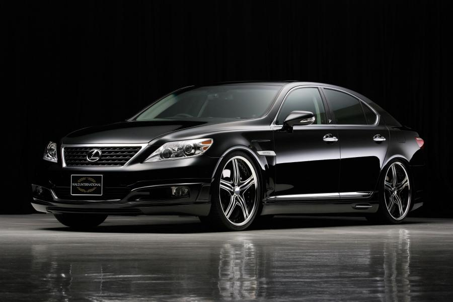 Lexus LS600h Executive Line by Wald '2010