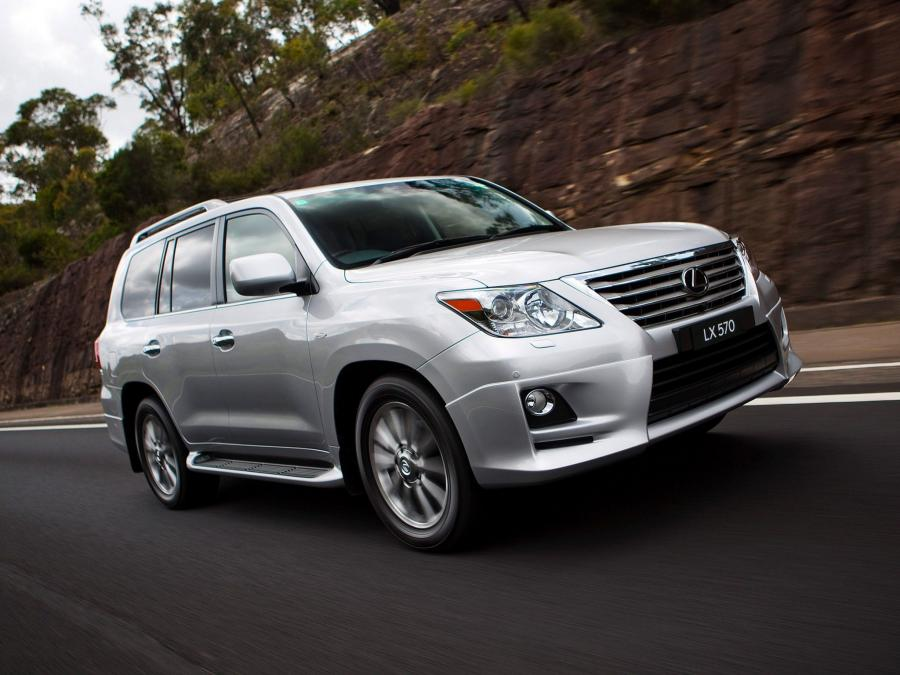 Lexus LX570 Sport Package '2010