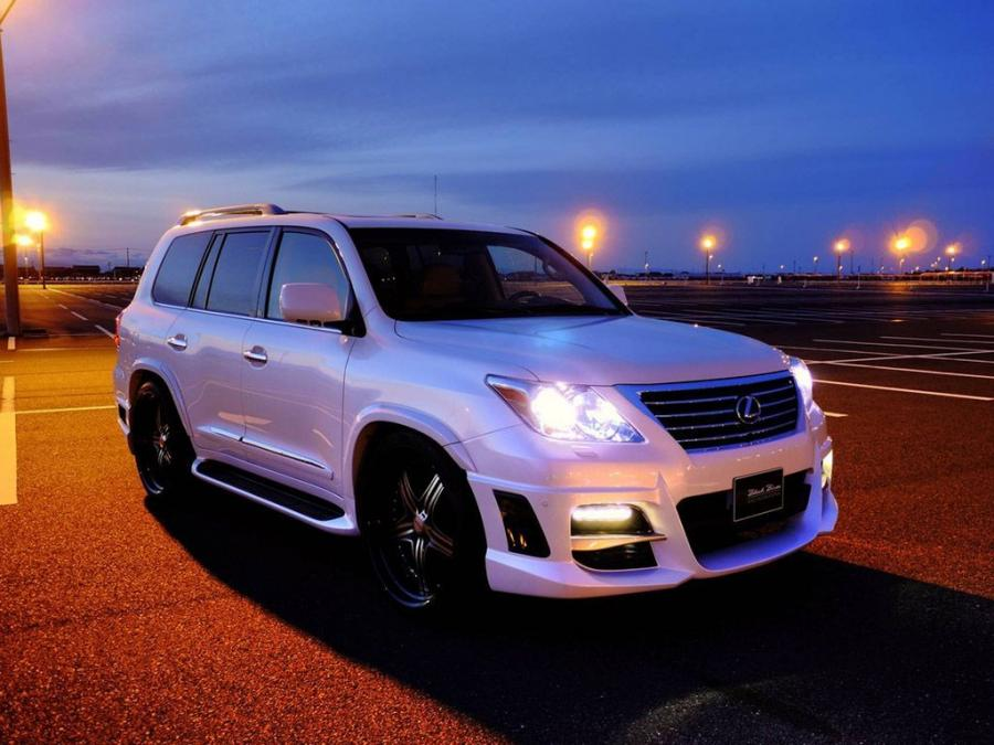 Lexus LX570 Sports Line Black Bison Edition by Wald '2010