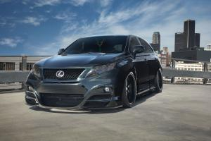 Lexus RX450h by EST Styling for SEMA 2010 года