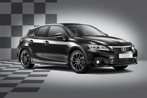 Lexus CT200h F-Sport Special Edition 2011 года