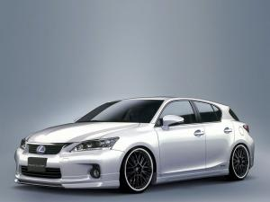 Lexus CT200h by Artisan Spirits 2011 года