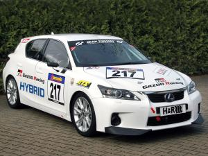 2011 Lexus CT200h by Gazoo Racing
