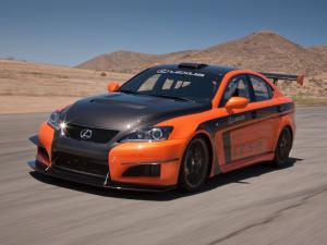 2011 Lexus IS-F CCS-R Concept