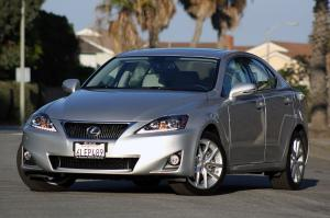 2011 Lexus IS250 AWD