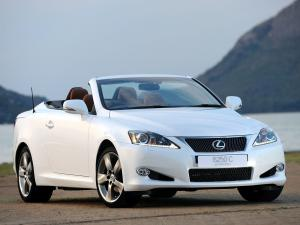 2011 Lexus IS250C Limited Edition