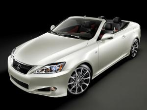 2011 Lexus IS350C F-Sport Special Edition
