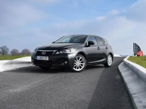 2012 Lexus CT200h Advance