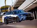 Lexus GS350 F-Sport Safety Car 2012 года