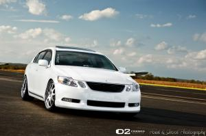 2012 Lexus GS350 FMS-07 by D2Forged