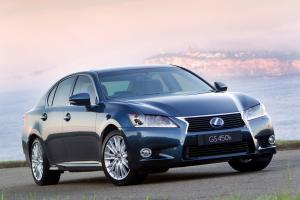 2012 Lexus GS450h Sports Luxury