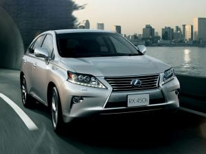 2012 Lexus RX450h Version L