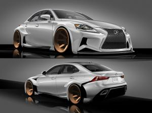2013 Lexus IS by DeviantART